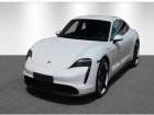 Porsche Taycan 4S Blanc à BEAUPUY 31