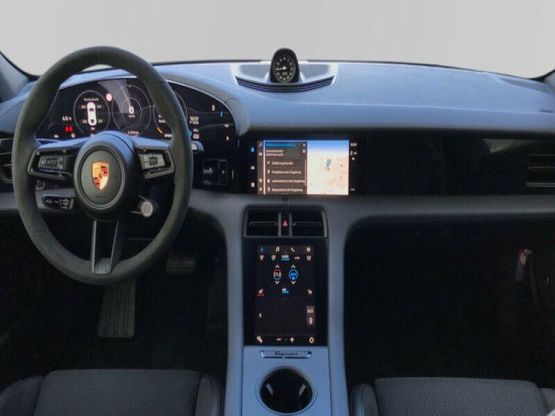 Porsche Taycan 4S Gris occasion à BEAUPUY - photo n°2