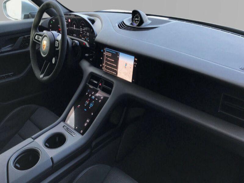 Porsche Taycan 4S Gris occasion à BEAUPUY - photo n°5