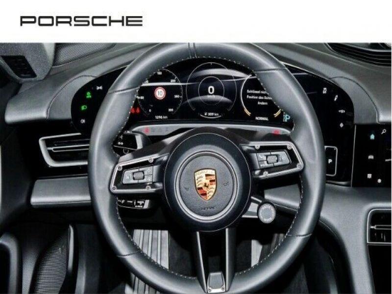 Porsche Taycan 4S Noir occasion à BEAUPUY - photo n°5