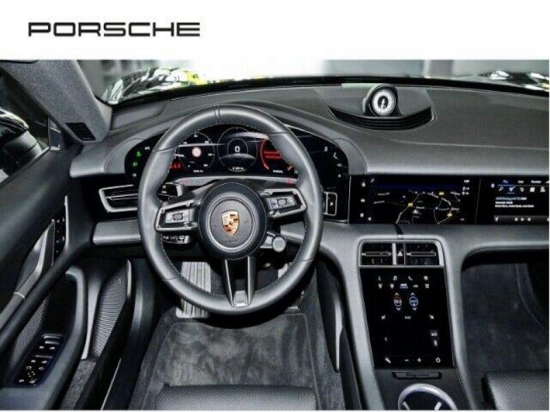 Porsche Taycan 4S Noir occasion à BEAUPUY - photo n°4
