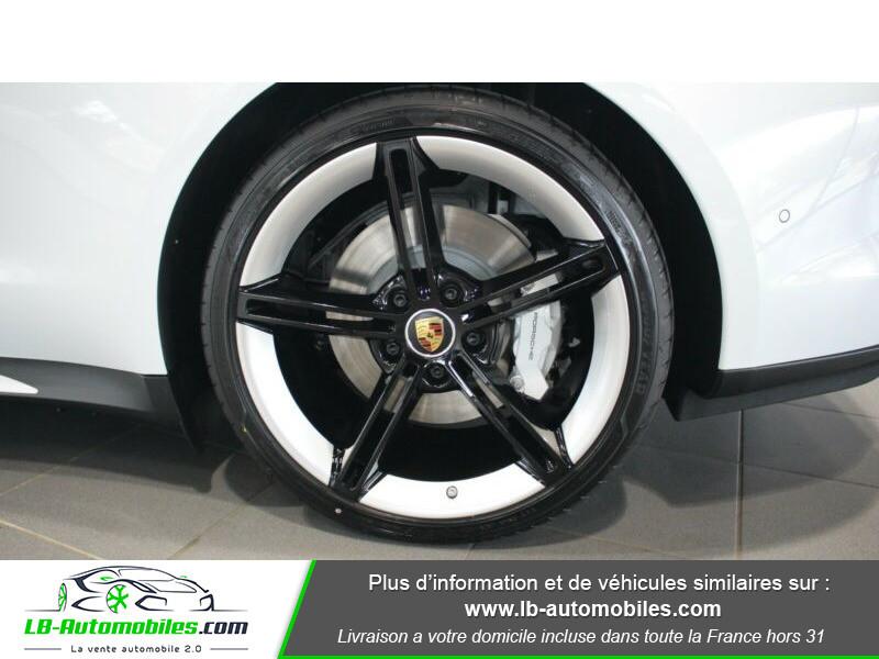 Porsche Taycan 680 ch / Turbo Blanc occasion à Beaupuy - photo n°15