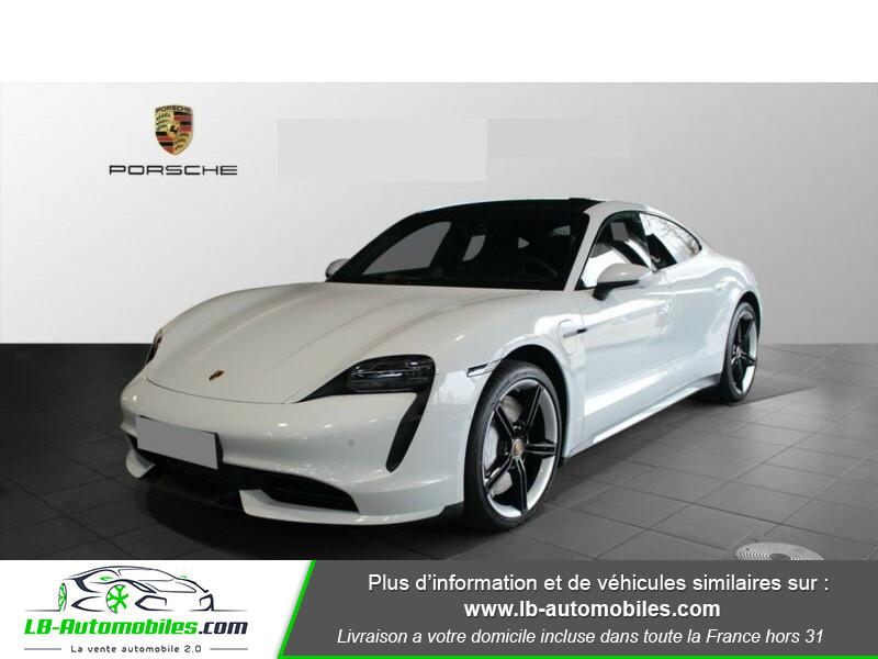 Porsche Taycan 680 ch / Turbo Blanc occasion à Beaupuy