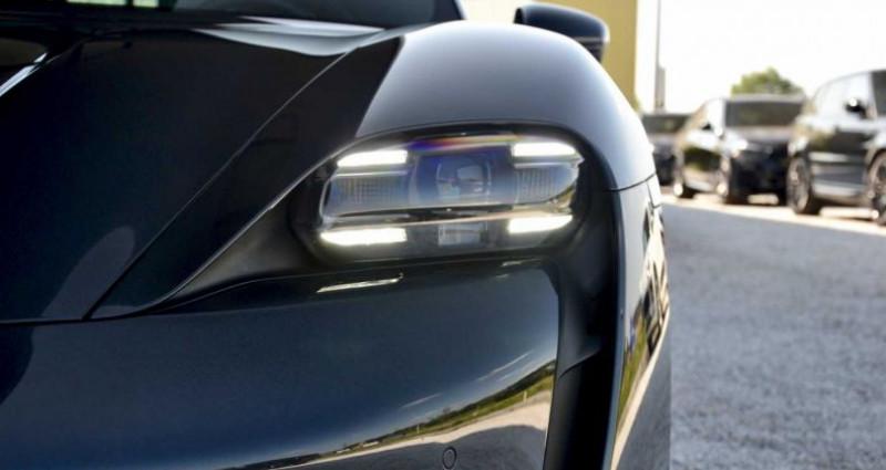 Porsche Taycan PerfmBat SportSound Airsus 18Way BOSE 22kW Gris occasion à Wielsbeke - photo n°3