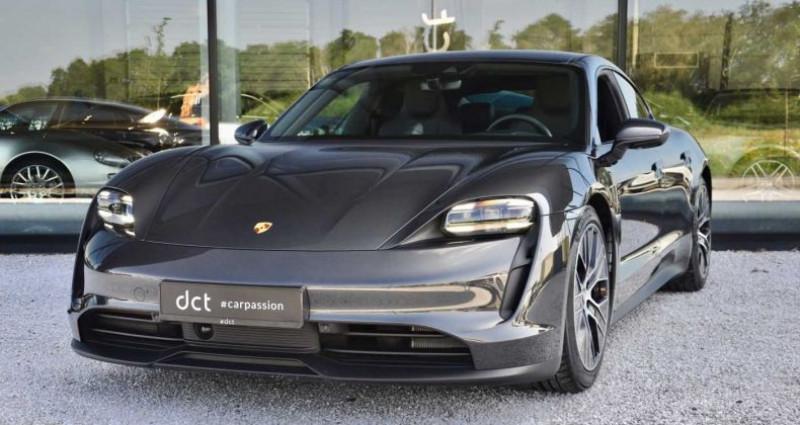 Porsche Taycan PerfmBat SportSound Airsus 18Way BOSE 22kW Gris occasion à Wielsbeke