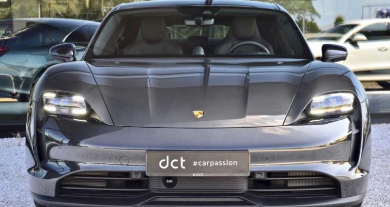 Porsche Taycan PerfmBat SportSound Airsus 18Way BOSE 22kW Gris occasion à Wielsbeke - photo n°2