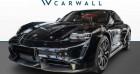 Porsche Taycan Turbo S Noir à Levallois Perret 92