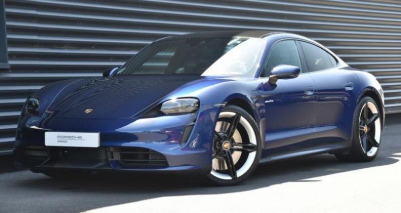Porsche Taycan Turbo Turbo  occasion à Fleury Sur Orne