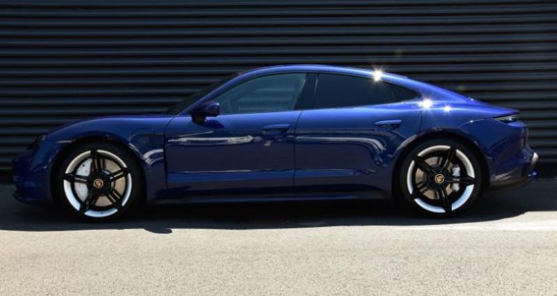 Porsche Taycan Turbo Turbo  occasion à Fleury Sur Orne - photo n°4