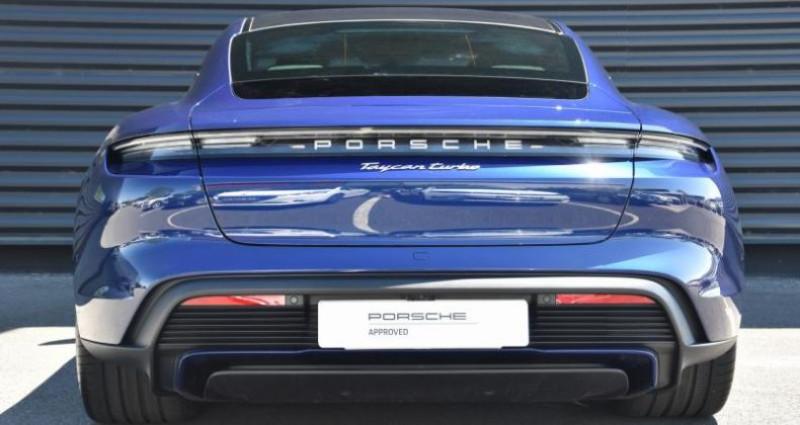 Porsche Taycan Turbo Turbo  occasion à Fleury Sur Orne - photo n°7