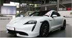 Porsche Taycan Turbo Blanc à Boulogne-Billancourt 92