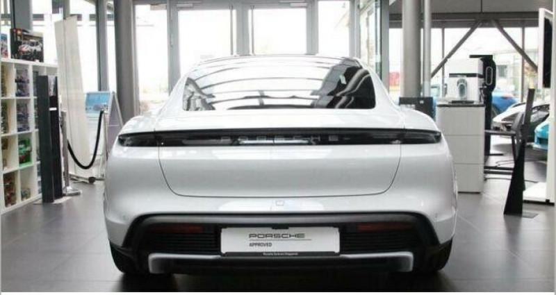 Porsche Taycan Turbo Blanc occasion à Boulogne-Billancourt - photo n°7
