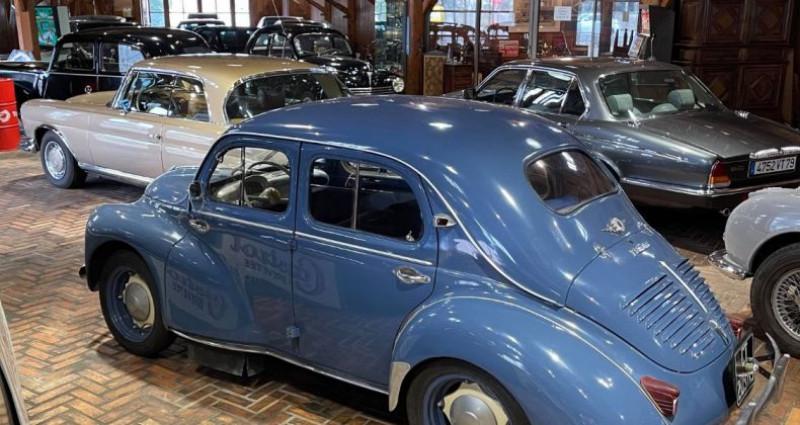 Renault 4 CV Strictement d'origine ! Bleu occasion à LA ROCHEFOUCAULD en ANGOUMOIS - photo n°3