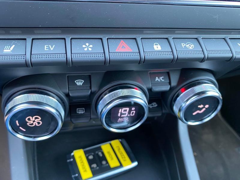 Renault Arkana 1.3 TCe 140ch RS Line EDC -21B Noir occasion à Aurillac - photo n°15