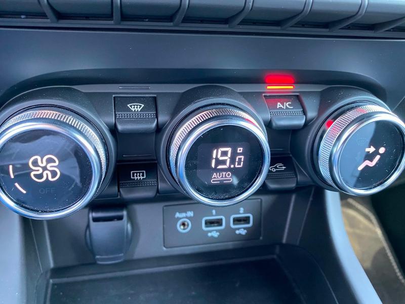 Renault Arkana 1.3 TCe 140ch RS Line EDC -21B Noir occasion à Aurillac - photo n°17