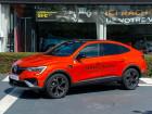 Renault Arkana 1.3 TCe 140ch RS Line EDC -21B Orange à Aurillac 15