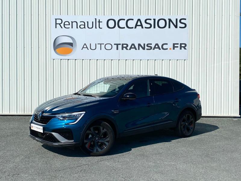 Renault Arkana 1.3 TCe 140ch RS Line EDC -21B Bleu occasion à Aurillac