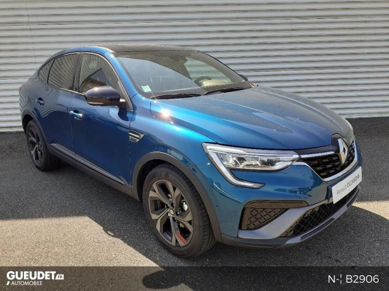 Renault Arkana 1.3 TCe 140ch RS Line EDC Bleu occasion à Pont-Audemer