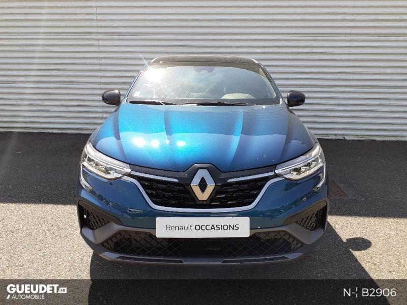 Renault Arkana 1.3 TCe 140ch RS Line EDC Bleu occasion à Pont-Audemer - photo n°2