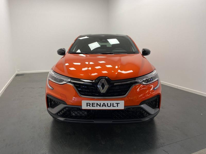 Renault Arkana Arkana TCe 140 EDC FAP R.S. Line 5p Orange occasion à Oloron St Marie