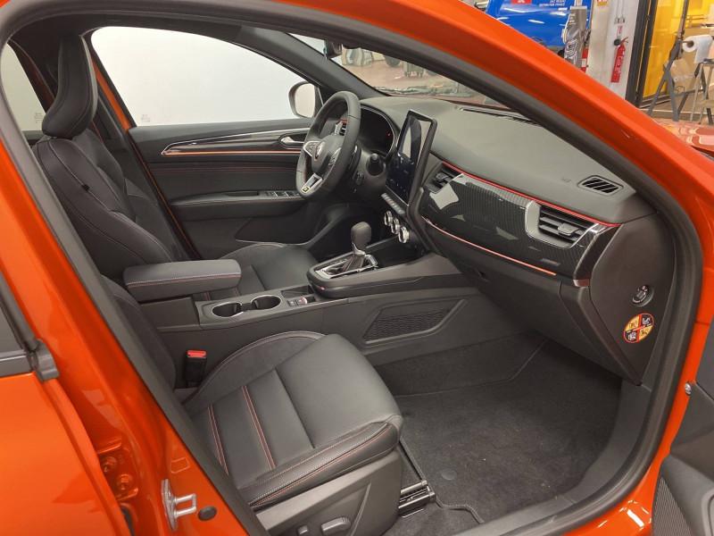 Renault Arkana Arkana TCe 140 EDC FAP R.S. Line 5p Orange occasion à Oloron St Marie - photo n°9