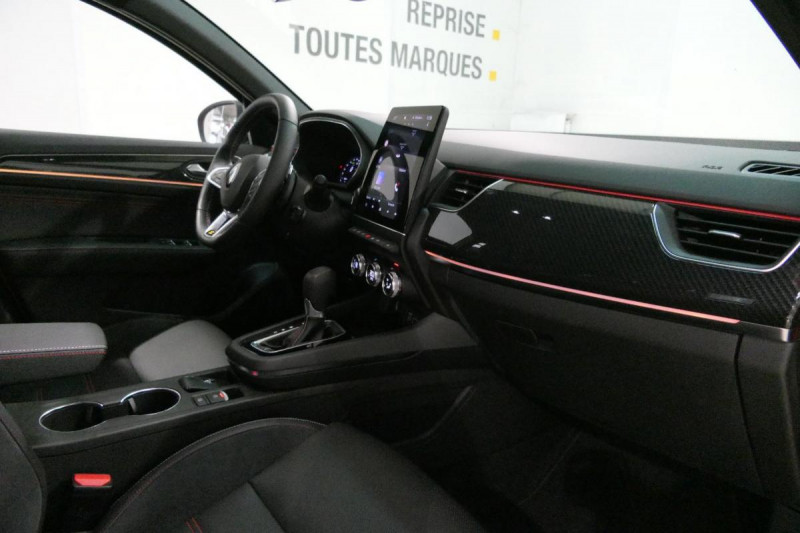Renault Arkana R.S. Line TCe 140 EDC  occasion à LANNION - photo n°10