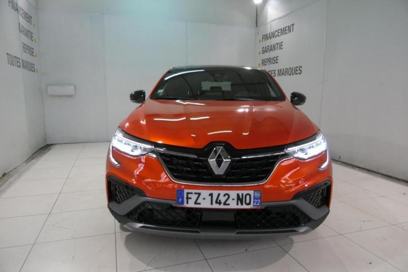 Renault Arkana R.S. Line TCe 140 EDC  occasion à LANNION - photo n°2
