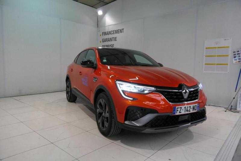 Renault Arkana R.S. Line TCe 140 EDC  occasion à LANNION