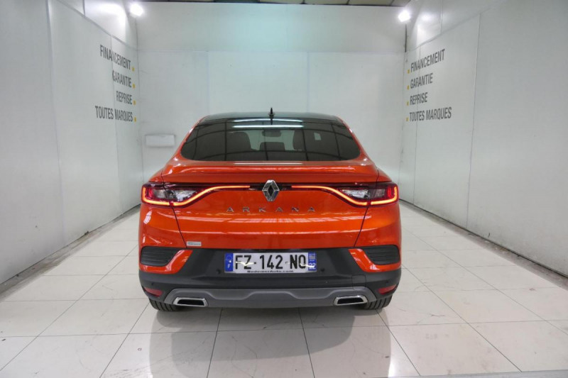 Renault Arkana R.S. Line TCe 140 EDC  occasion à LANNION - photo n°4