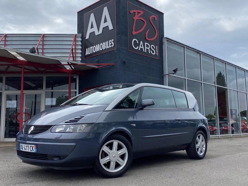 Renault Avantime occasion 2001 mise en vente à Castelmaurou par le garage BS CARS.COM - photo n°1