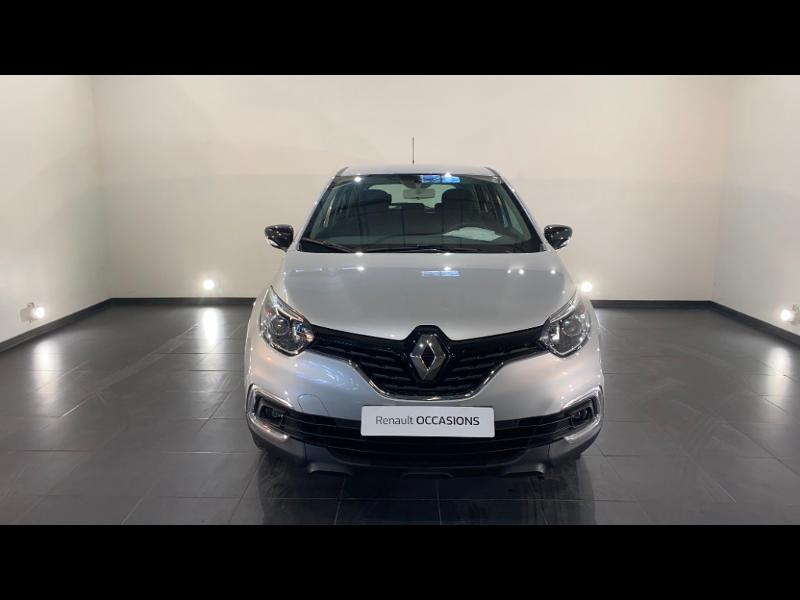 Renault Captur 0.9 TCe 90ch energy Business Euro6c Gris occasion à Figeac - photo n°2