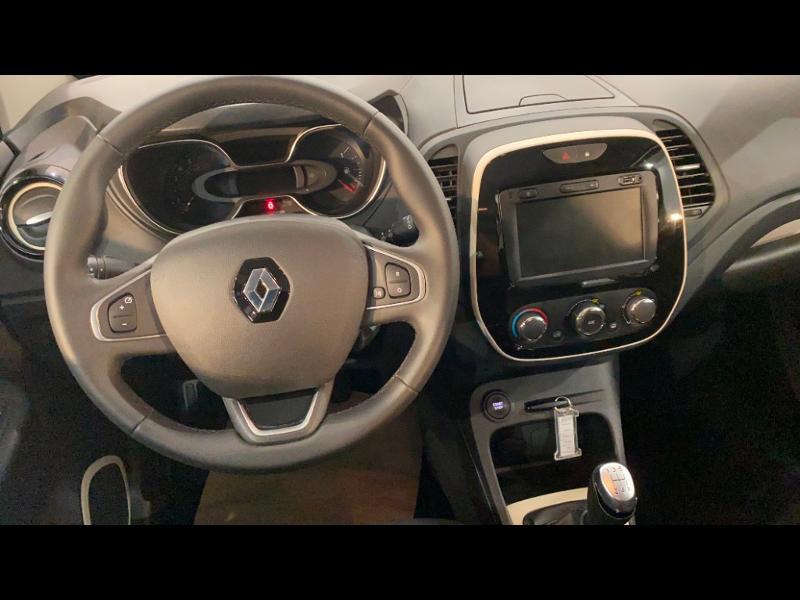 Renault Captur 0.9 TCe 90ch energy Business Euro6c Gris occasion à Figeac - photo n°13