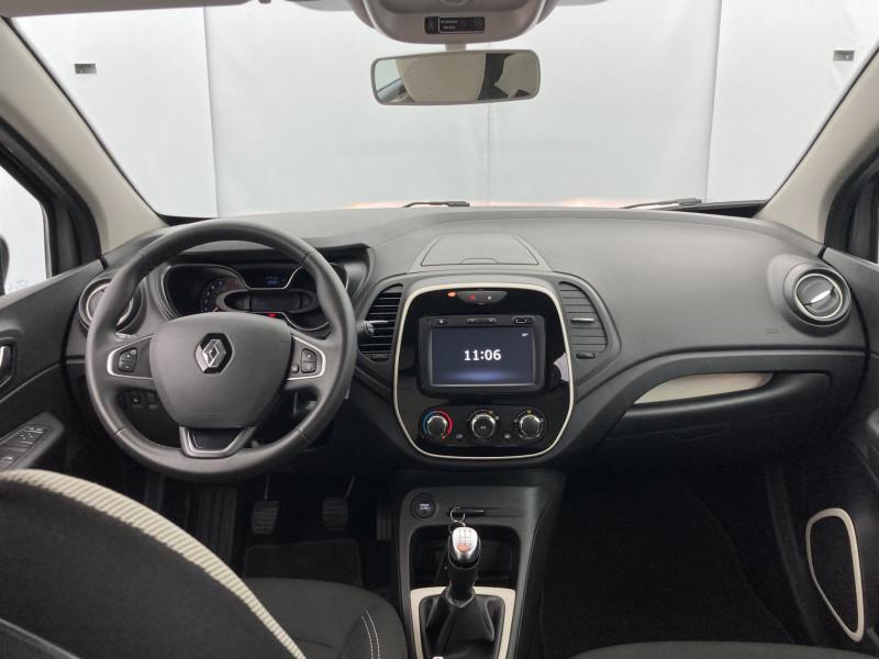 Renault Captur 0.9 TCe 90ch energy Business Gris occasion à SAINT-GREGOIRE - photo n°15