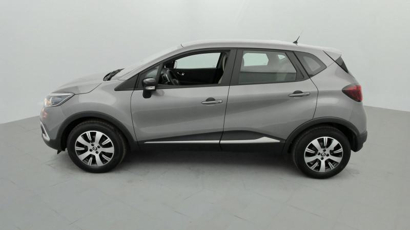 Renault Captur 0.9 TCe 90ch energy Business Gris occasion à SAINT-GREGOIRE - photo n°2