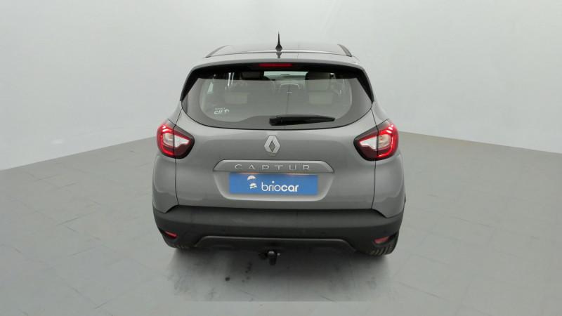 Renault Captur 0.9 TCe 90ch energy Business Gris occasion à SAINT-GREGOIRE - photo n°4