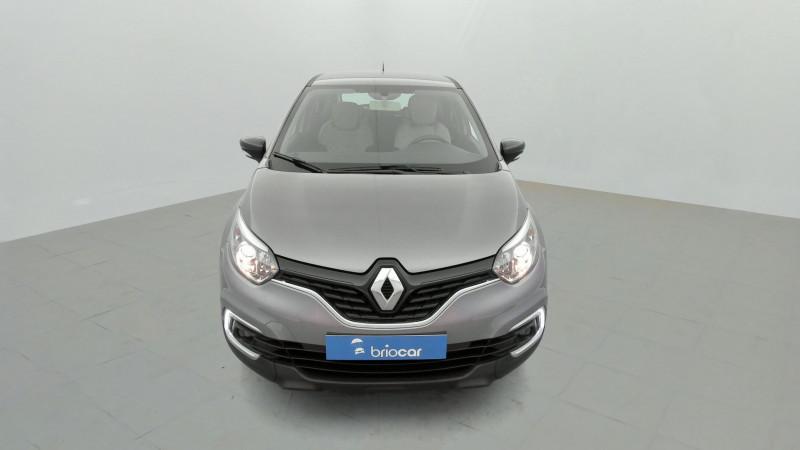 Renault Captur 0.9 TCe 90ch energy Business Gris occasion à SAINT-GREGOIRE - photo n°8