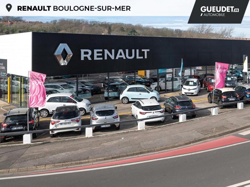 Renault Captur 0.9 TCe 90ch energy Business Gris occasion à Boulogne-sur-Mer - photo n°19