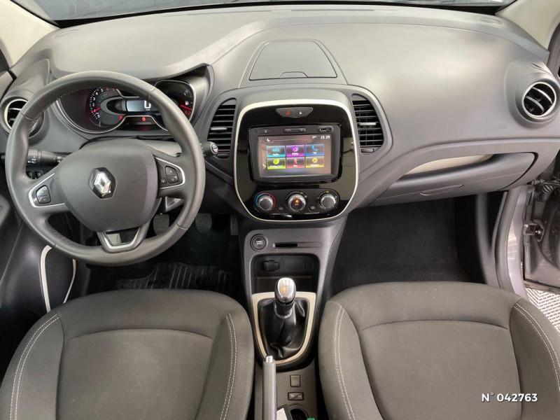 Renault Captur 0.9 TCe 90ch energy Business Gris occasion à Boulogne-sur-Mer - photo n°10