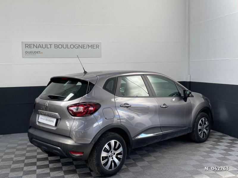 Renault Captur 0.9 TCe 90ch energy Business Gris occasion à Boulogne-sur-Mer - photo n°6