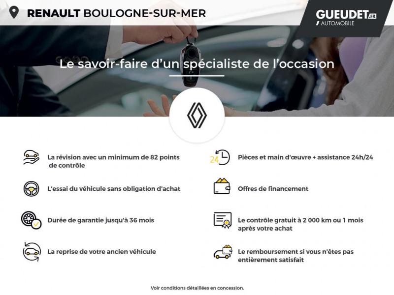 Renault Captur 0.9 TCe 90ch energy Business Gris occasion à Boulogne-sur-Mer - photo n°20