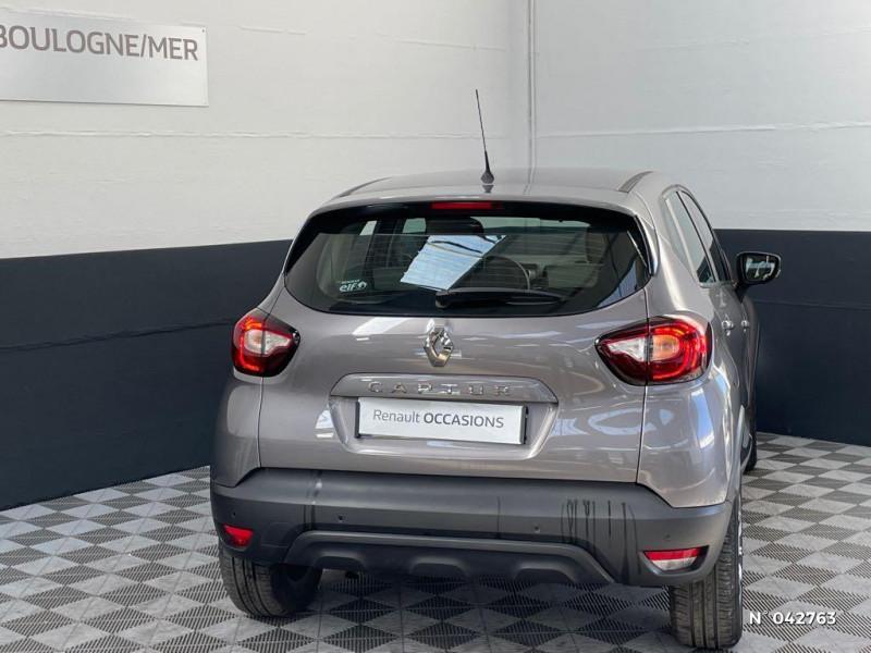 Renault Captur 0.9 TCe 90ch energy Business Gris occasion à Boulogne-sur-Mer - photo n°3