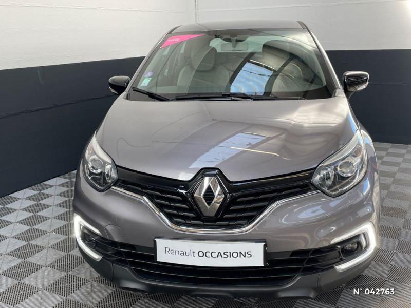 Renault Captur 0.9 TCe 90ch energy Business Gris occasion à Boulogne-sur-Mer - photo n°2