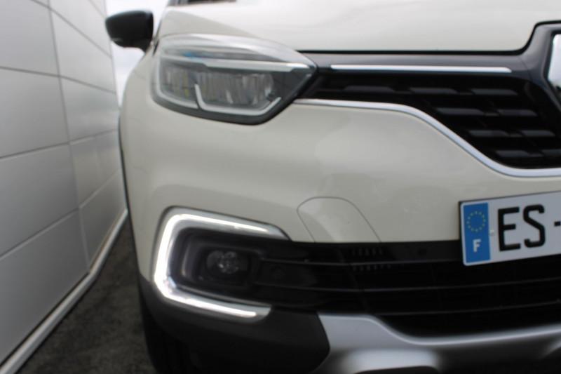 Renault Captur 0.9 TCE 90CH ENERGY INTENS Blanc occasion à Saint-Saturnin - photo n°8
