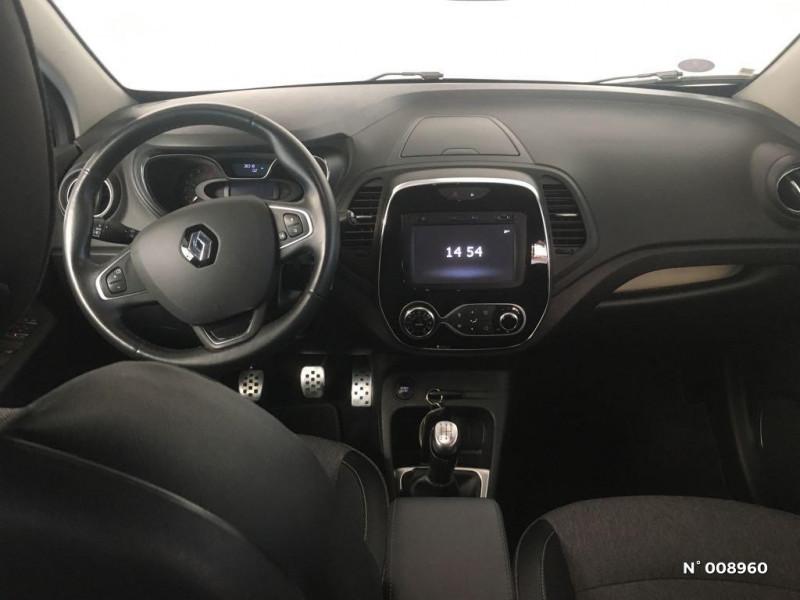 Renault Captur 0.9 TCe 90ch energy Intens Gris occasion à Cluses - photo n°10