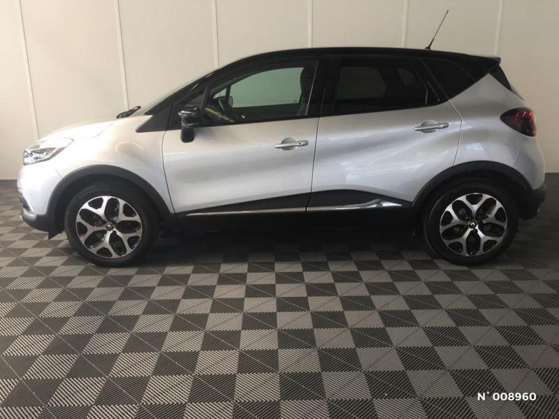 Renault Captur 0.9 TCe 90ch energy Intens Gris occasion à Cluses - photo n°8