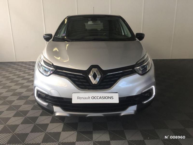 Renault Captur 0.9 TCe 90ch energy Intens Gris occasion à Cluses - photo n°2