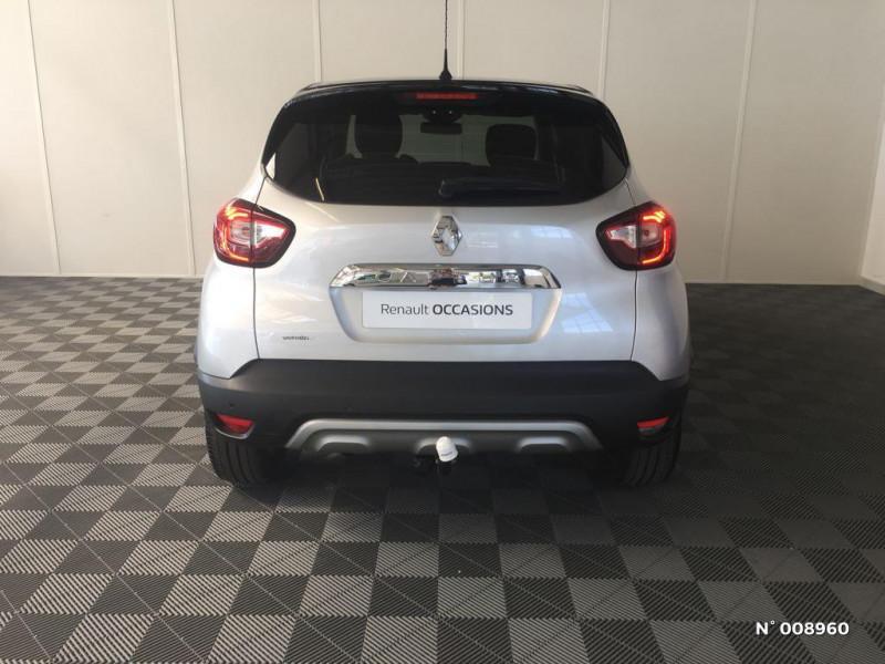 Renault Captur 0.9 TCe 90ch energy Intens Gris occasion à Cluses - photo n°3