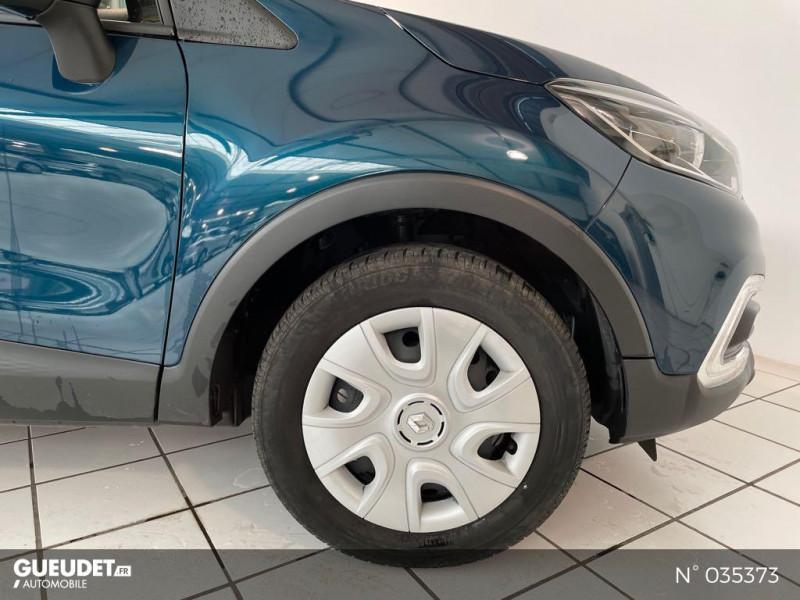 Renault Captur 0.9 TCe 90ch energy Life Euro6c Bleu occasion à Beauvais - photo n°9