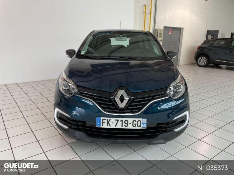 Renault Captur 0.9 TCe 90ch energy Life Euro6c Bleu occasion à Beauvais - photo n°2