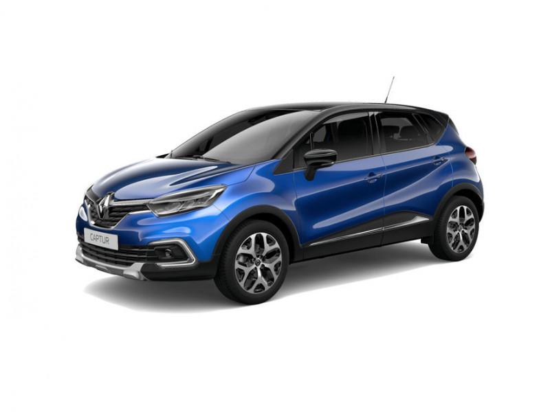 Renault Captur 0.9 TCe 90ch Intens - 19 Bleu occasion à DAX CEDEX